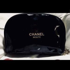 Chanel Beaute Large Patent Bag 3 Sizes- ONE BAG